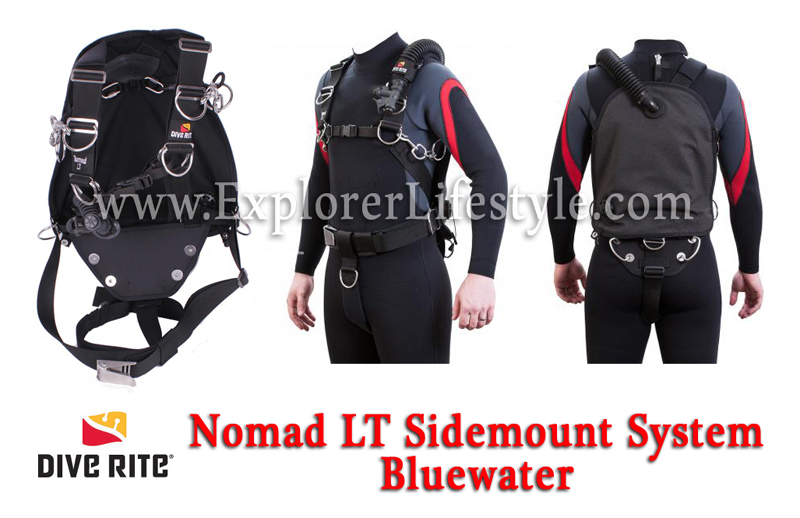 Side mount - Dive rite sidemount ...
